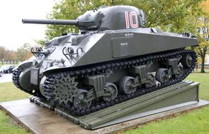 Sherman M4A4 Medium Tank