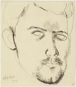 Self Portrait, 1942