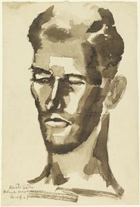 Head of a Prisoner, Malaya, March 1942
