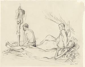 Sick and Dying: Camp Konyu, Thailand 1943