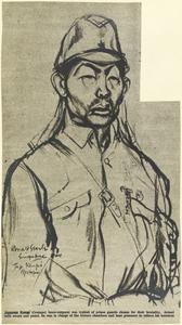 Japanese Kempi (Gestapo), Singapore 1944