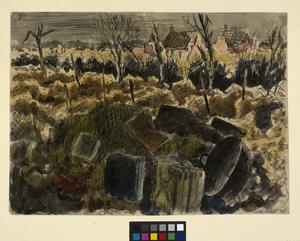 Ruined Landscape, Reichwald Forest 1945
