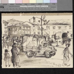 Italian Village, 1944