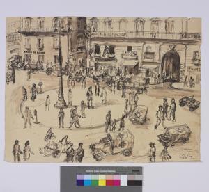 Naples, 1944