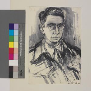 Self Portrait, 1945