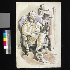 Staff Lieutenant H Colmer