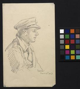 'Scrutie' - Taylor of the Artists' Scouts
