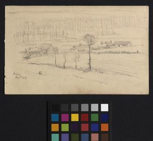 Landscape - Grigny, near Hesdin