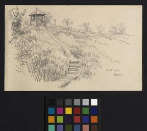 Summer House in the WAAC's camp, Hesdin