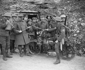 THE BRITISH ARMY ON THE ITALIAN FRONT, 1917-1918
