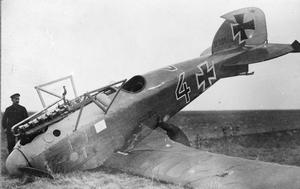 THE GERMAN AIR FORCE ON THE WESTERN FRONT, 1914-1918