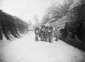 THE MESOPOTAMIAN CAMPAIGN, 1916-1918