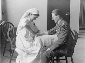 THE MEDICAL SERVICES ON THE HOME FRONT, 1914-1918