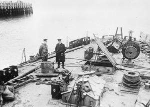 THE SECOND OSTEND RAID, MAY 1918