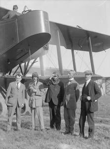 THE ROYAL AIR FORCE IN BRITAIN, 1914-1918