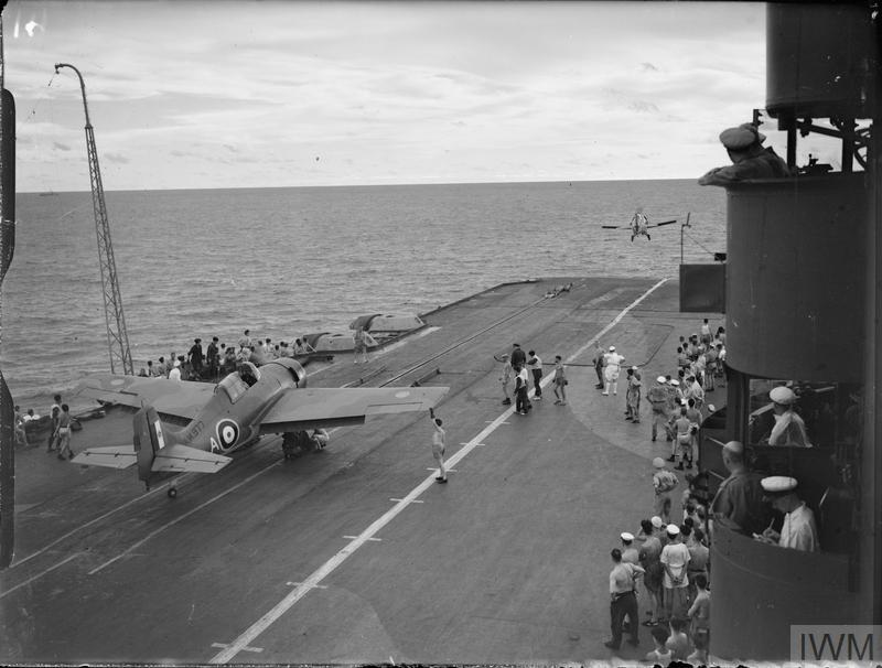 THE ROYAL NAVY DURING THE SECOND WORLD WAR: MADAGASCAR, APRIL - MAY 1942