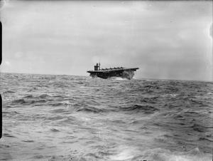 FLEET AIR ARM ON BOARD HMS VICTORIOUS, SEPTEMBER 1942.