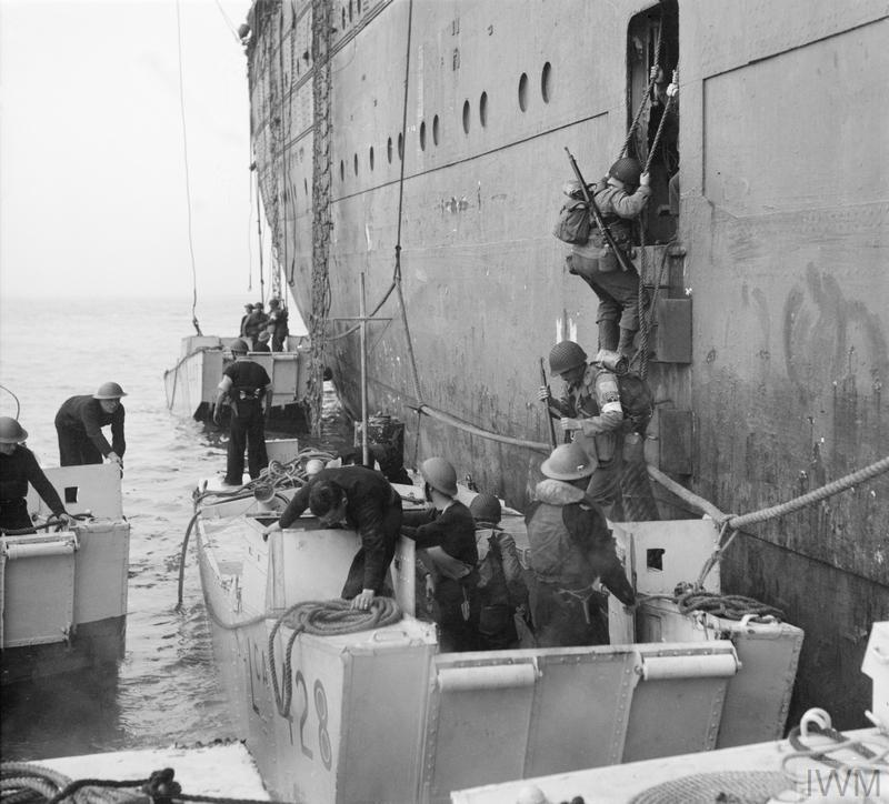 THE ROYAL NAVY DURING THE SECOND WORLD WAR: OPERATION