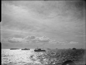 THE ROYAL NAVY DURING THE SECOND WORLD WAR: OPERATION TORCH, NORTH AFRICA, NOVEMBER 1942