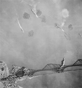 GERMAN AIR RAIDS OVER THE UNITED KINGDOM, 1939