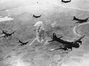THE STRATEGIC BOMBING OFFENSIVE AGAINST GERMANY