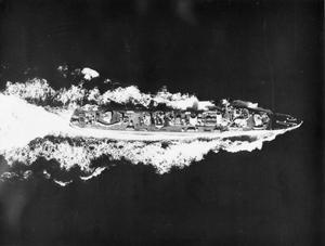 HMS WOLFHOUND