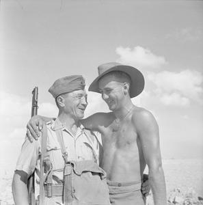 THE POLISH ARMY IN THE SIEGE OF TOBRUK, 1941