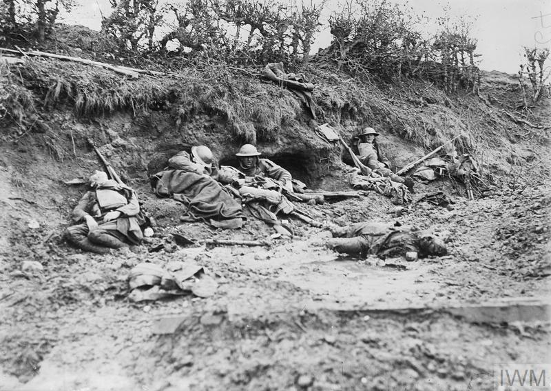 First Battle of Ypres