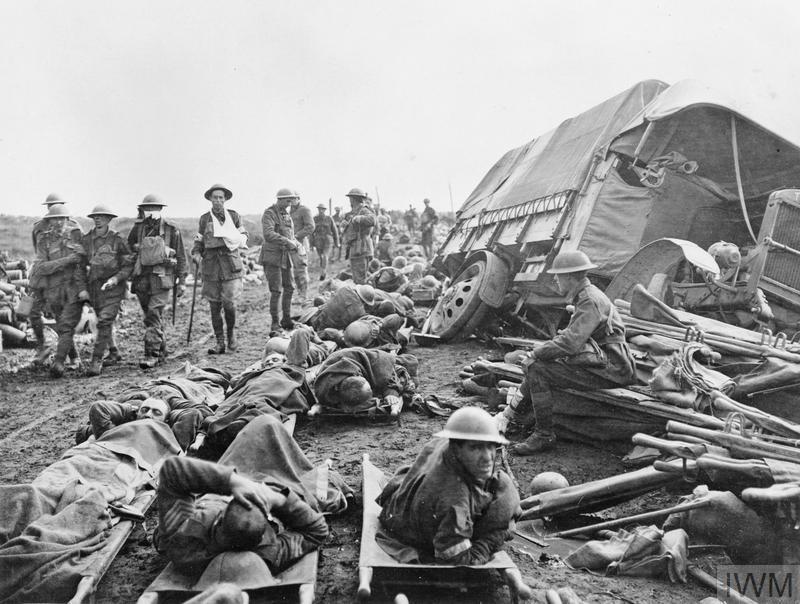 first and second world war essay