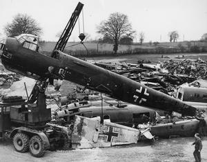THE LUFTWAFFE 1939-45