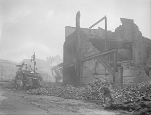 OPERATION MOONLIGHT SONATA: BOMB DAMAGE IN COVENTRY, NOVEMBER 1940