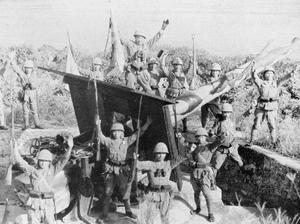 THE FALL OF MALAYA & JAVA 1941-42