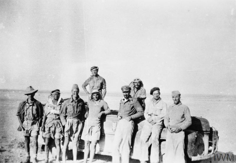 Long Range Desert Group Hu 69650