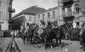THE POLISH LEGIONS IN THE FIRST WORLD WAR