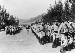 THE JAPANESE CONQUEST OF HONG KONG 1941