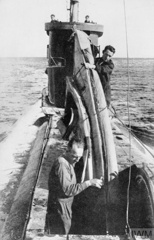 ROYAL NAVY 1939 - 1945: SUBMARINES