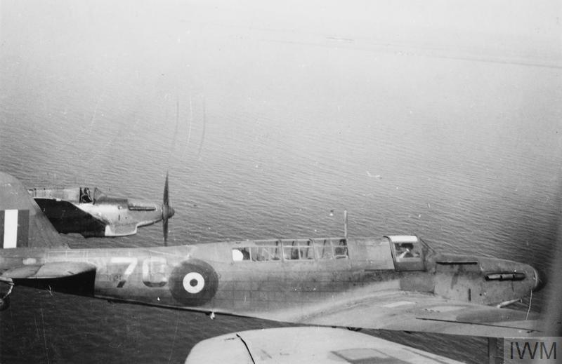 THE FLEET AIR ARM IN THE MEDITERRANEAN, FEBRUARY-AUGUST 1941.