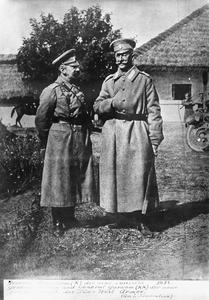 THE RUSSIAN ARMY ON THE EASTERN FRONT, 1914-1918