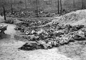 THE KATYN MASSACRE, 1940