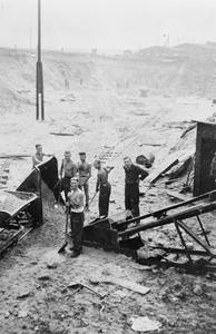 BRITISH PRISONERS OF WAR IN GERMANY, 1940-1945