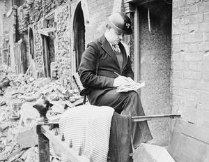 BRITAIN'S HOME FRONT 1939 - 1945: POSTAL SERVICES