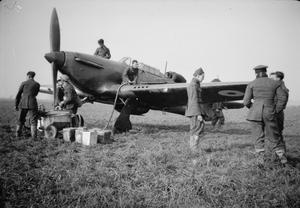 THE ROYAL AIR FORCE IN FRANCE SEPTEMBER 1939 - MAY 1940