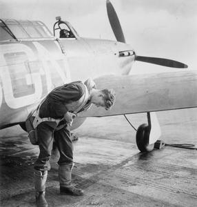 THE ROYAL AIR FORCE IN BRITAIN, SECOND WORLD WAR