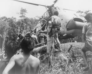 BRITISH FORCES IN BORNEO, 1966