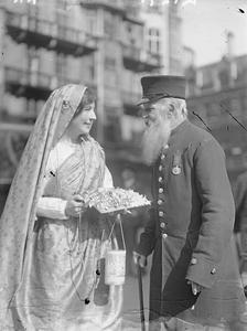 THE INDIAN COMMUNITY IN BRITAIN, 1914-1918