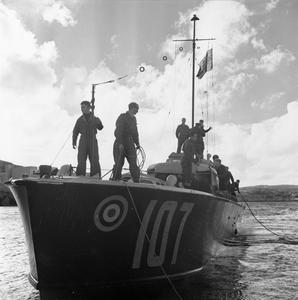 ROYAL AIR FORCE OPERATIONS IN MALTA, GIBRALTAR ANDTHE MEDITERRANEAN, 1940-1945.