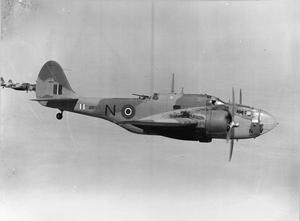 AMERICAN AIRCRAFT IN ROYAL AIR FORCE SERVICE, 1939-1945: MARTIN MODEL 187 BALTIMORE.