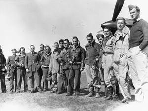 ROYAL AIR FORCE OPERATIONS OVER ALBANIA AND GREECE, 1940-1941.
