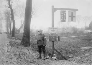 MEDICINE DURING THE FIRST WORLD WAR