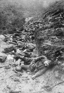 THE BATTLE OF CAPORETTO, OCTOBER-NOVEMBER 1917